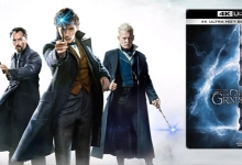 Fantastic Beasts - The Crimes of Grindewald 4K Ultra HD Blu-ray Review