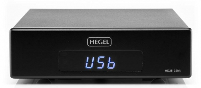 Review: Hegel HD25 - 'The True DAC'
