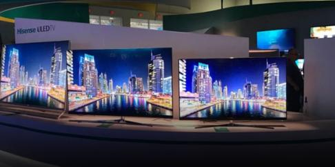 HISENSE TO ADD OLED TV TO ITS AUSTRALIAN RANGE