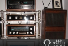 Old Hifi - New Life at Len Wallis Audio
