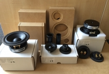 LSK M4 Mk2 Mini Monitor Speaker Kit
