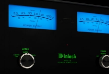MCINTOSH RELEASES THE MC312 POWER AMPLIFIER