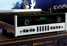 McIntosh C22 Mk V Tube Pre-Amp Announced