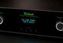 MCINTOSH SAFEGUARD YOUR HI-FI WITH THE MPC500 POWER CONTROLLER