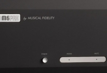MUSICAL FIDELITY IS BACK WITH RE-RELEASE OF M6S PRE AND M6S PRX AMPLIFIERS