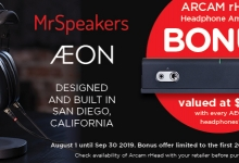 FREE HEADPHONE AMP WITH MRSPEAKERS HEADPHONES PURCHASE