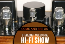 Hi-Fi Show: Hand Crafted Australian Made Valve Amplifiers From Nano-AT