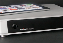 DigiBit Announce Aria Piccolo Music Server