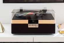 THE +RECORD PLAYER MAKES OLD VINYL NEW AGAIN