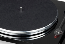EAT's Prelude is a higher-end turntable at a more affordable price
