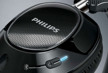 Philips SHB9850NC Noise Cancelling Headphones