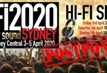 HIFI2020 Show Postponed Due to Coronavirus