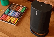LEAKED: SONOS GOES PORTABLE WITH 'MOVE'