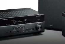 YAMAHA'S NEW RECEIVERS MAKE WIRELESS SURROUND SOUND EASY