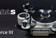 TechDAS Air Force III Premiere at International HiFi Show