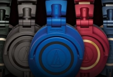 AUDIO-TECHNICA RELEASES ATH-M50XBB LIMITED EDITION HEADPHONES