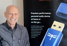Inside Track: Bill Low, Audioquest