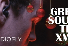EXPIRED: Win Audiofly Headphones this Christmas