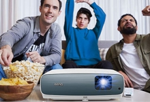 BenQ Announces TK850 4K Projector Perfect for Sports and Home Entertainment