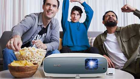 BENQ TK850 4K DLP Projector Review