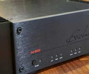 Benchmark AHB2 Power Amplifier Review