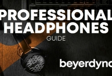Buying Guide: Beyerdynamic Professional Headphones