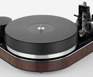 Clearaudio Announces Limited Edition Reference Jubilee Turntable