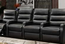 New Home Cinema Seating from Cogworks