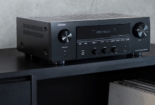 DENON INTRODUCES DRA-800H, IT'S FIRST STEREO NETWORK RECEIVER