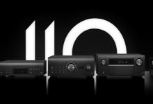 Denon Reveals 110th Anniversary Range