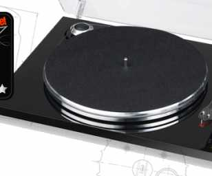 E.A.T. Prelude Turntable Review