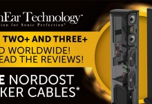 FREE Nordost Cables with GoldenEar Speakers Promo