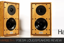 REVIEW: Harbeth P3ESR Loudspeakers