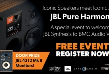 JBL Pure Harmony Evening at BMC Audio Visual