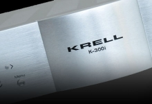 NEW KRELL K-300I INTEGRATED AMPLIFIER ANNOUNCED