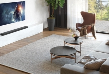 LG SERVES UP SIX SOUNDBARS FOR 2019