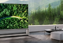 LG ROLLS OUT NEW 8K OLED FOR 2019