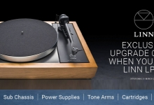 Linn LP12 Half Price Upgrades and Free Specialist Advice