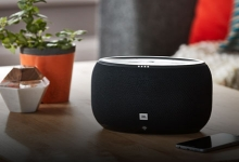 JBL LAUNCHES LINK 300 SMART SPEAKER WITH GOOGLE ASSISTANT