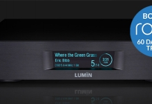 Get 60-days Free Roon with Lumin D2 Streamer