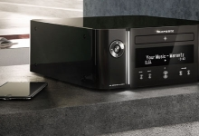 MARANTZ M-CR612 NETWORK CD RECEIVER GIVES A LOT FOR JUST A LITTLE