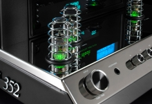 MCINTOSH ANNOUNCES MA352, ITS SECOND HYBRID INTEGRATED AMPLIFIER