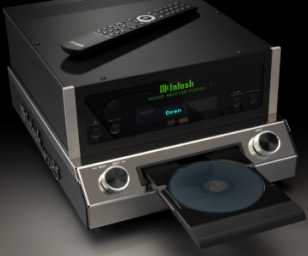 McIntosh Launches MCD85 SACD/CD Player