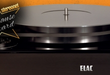 REVIEW: ELAC MIRACORD 90 ANNIVERSARY TURNTABLE
