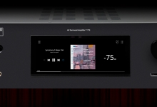 NAD ELECTRONICS ANNOUNCES T 778 REFERENCE AV RECEIVER