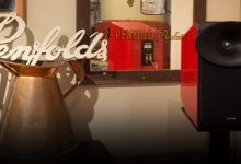 PENFOLDS, AUSTRALIA'S MOST FAMOUS WINERY CHOOSES KRIX LOUDSPEAKERS
