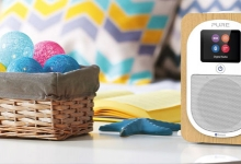 LOOK TO PURE FOR DAB+ RADIO THIS CHRISTMAS