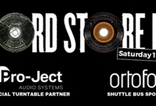 JUMP ON THE FREE ORTOFON SHUTTLE BUSES THIS RECORD STORE DAY
