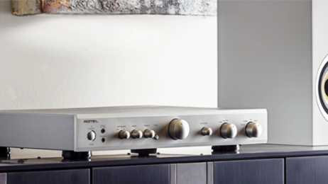 Rotel A10 Integrated Amplifier Review