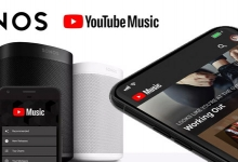 SONOS NOW DELIVERS YOUTUBE MUSIC